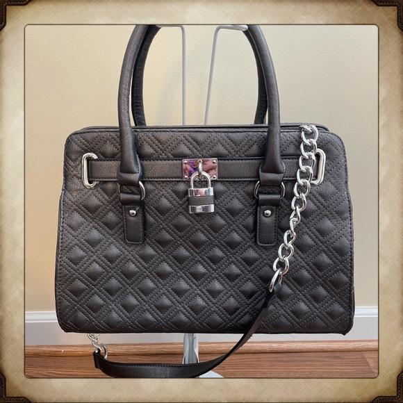 Charming Charlie Lock bag